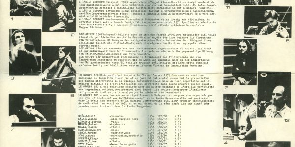Group 180, 1981 (pages 2 and 3)