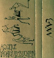 A.G. Geige_Yachtclub und Buchteln_1986