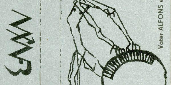 Stein im Brett – Vater ALFONS erzählt Cover (1986)